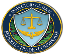 Seal of the FTC Inspector General